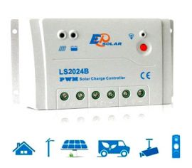20A Solar Charger PWM LS2024